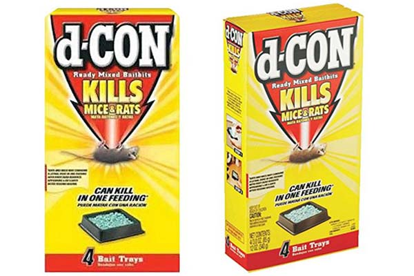 Photo of D-Con Ready Mix Bait Bits