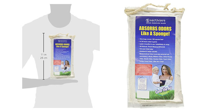 Photo of Earth Care Odor Adsorbent