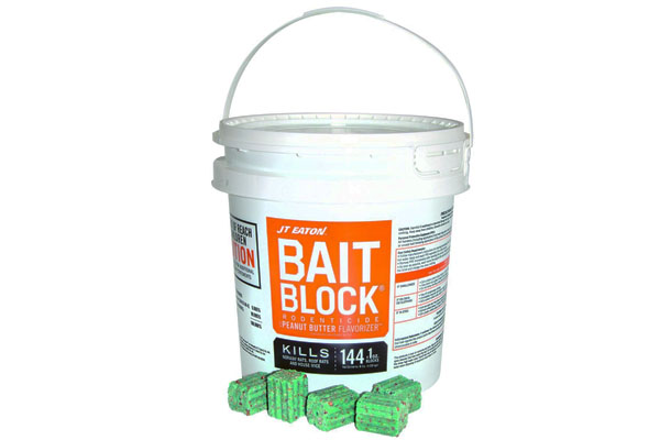 Photo of T Eaton Bait Block Peanut Butter Flavored