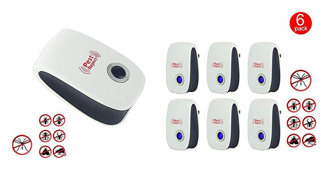 Photo of Pest Soldier Insects and Rodents Repeller