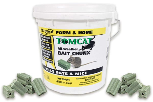 Photo of Motomco Tomcat All Weather Bait Chunx